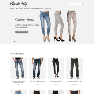 Apparel Website – Adwords, Ecommerce, and Dropshipping